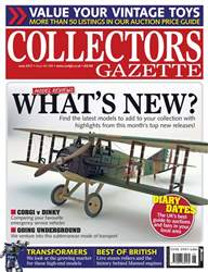 Collectors Gazette issue June 2017