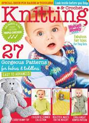 Knitting & Crochet issue June 2017