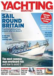 Yachting Monthly issue June 2017