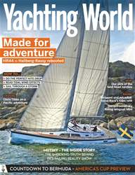 Yachting World issue June 2017