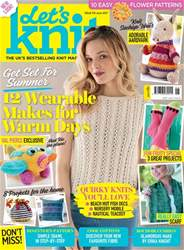 Let's Knit issue Jun-17