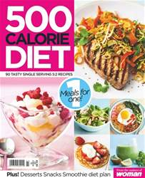 Woman Special Series issue 500 Calorie 3