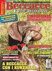 BECCACCE CHE PASSIONE issue Mag/Giu 2017