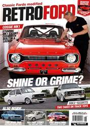 Retro Ford issue June 2017