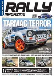 Pacenotes Rally magazine issue Issue 155 - May 2017