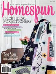 Homespun issue Issue#18.5 May 2017