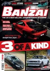 Banzai issue June 17
