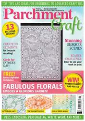 Parchment Craft issue June 2017