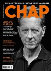 Chap issue Summer 17 Issue 92