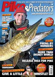 Pike & Predators issue Pike & Predators