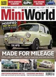 Mini World issue No. 304 Made for mileage