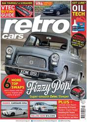 Retro Cars issue July 2017