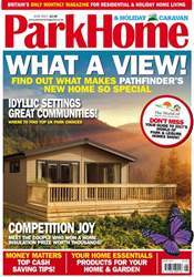 Park Home & Holiday Caravan issue No. 687 What a view!
