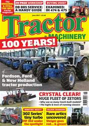Tractor & Machinery issue Tractor & Machinery