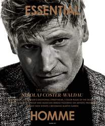 Essential Homme issue Summer 2017