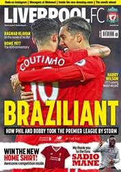 Liverpool FC Magazine issue Jun-17