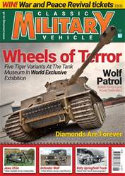 Classic Military Vehicle issue  June 2017