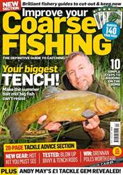 Improve Your Coarse Fishing issue Issue 324