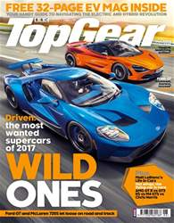 Top Gear issue June 2017