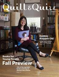Quill & Quire issue June 2017