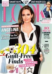 Look Magazine Cover
