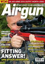Airgun World issue Jun-17