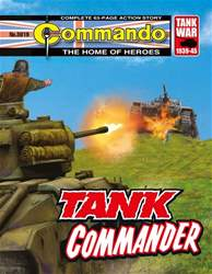 Commando issue 5019