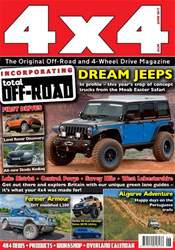 4x4 Magazine incorporating Total Off-Road issue 4x4 Magazine incorporating Total Off-Road