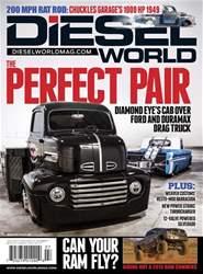 Diesel World issue July 2017