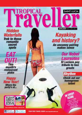 Tropical Traveller issue January 2012