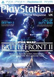 Playstation Official Magazine (UK Edition) issue June 2017