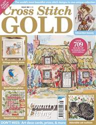 Cross Stitch Gold issue May 2017