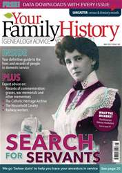 Your Family History issue May 2017