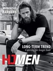 Hairdressers Journal issue HJ Men Summer 2017