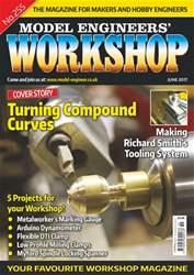 Model Engineers' Workshop Magazine issue Jun 17