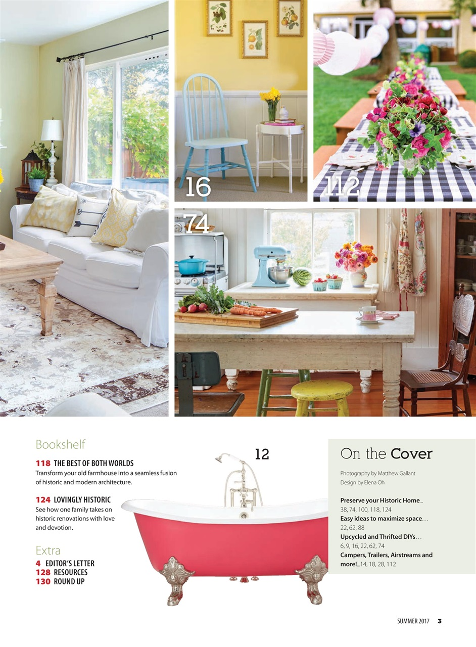 Cottages and Bungalows Magazine - American Farmhouse Style ...