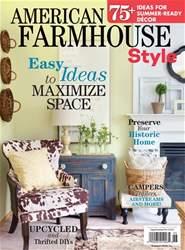 American Farmhouse Style Summer 2017 issue American Farmhouse Style Summer 2017
