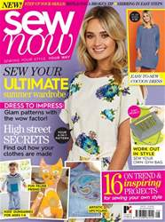 Sew Now issue Sew Now 08