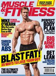Muscle & Fitness Magazine issue June 2017
