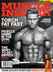 Muscle Insider Magazine issue June/July 2017