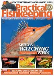 Practical Fishkeeping issue June 2017