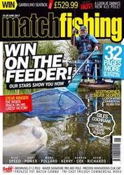 Match Fishing issue June 2017