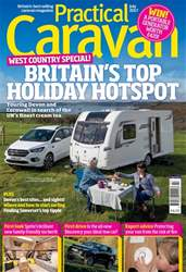 Practical Caravan issue July 2017