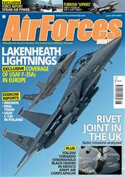 AirForces Monthly issue  June 2017
