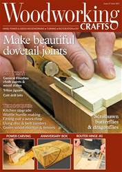 Woodworking Crafts Magazine issue June 2017