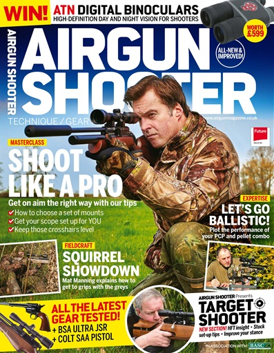 Airgun Shooter Digital Issue