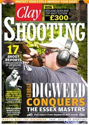 Clay Shooting issue June 2017