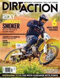Dirt Action issue Issue#214 May 2017