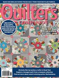 Quilters Companion issue Issue#85 2017
