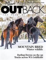 OUTBACK Magazine issue OUTBACK 113